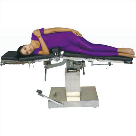 Kidney Surgery Position Table