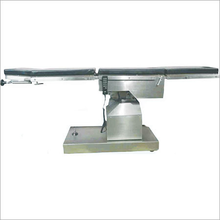 Sliding Top Operating Table