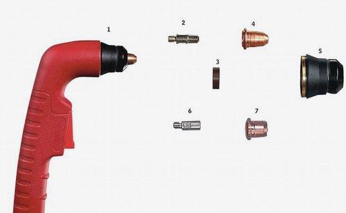 Trafimet S45 Plasma Parts