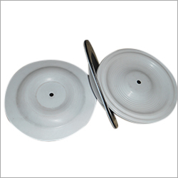 Rubber PTFE Diaphragms