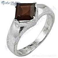 Dazzling Red Onyx Gemstone Silver ring