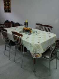 Dining Table Cover 6 Seater