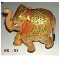 ELEPHANT EMBOSE PAINTING T/U*
