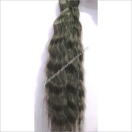 Remy Wavy Hair Extensions