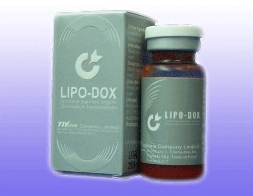 Pegylated Liposomal Doxorubicin