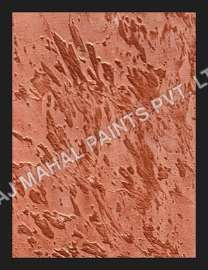 Red Textured Wall Paint