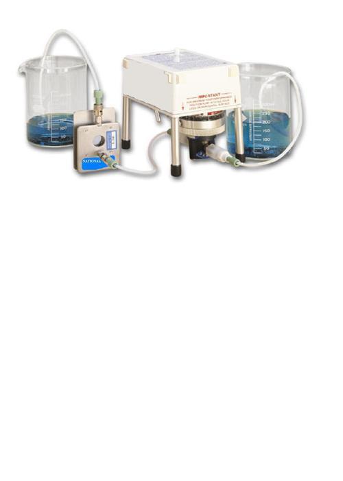 National Precision Dispenser & Flow Cell Adapter