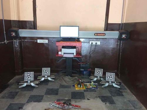 Industrial Wheel Aligner Machine