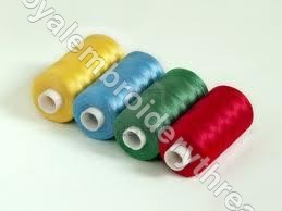 Viscose Rayon Dyed Yarn