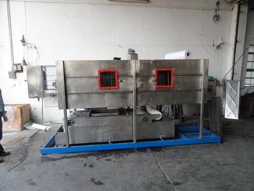 Hatcher Tray / Crate Washing Machine.