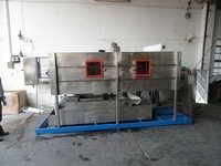 Hatcher Tray / Crate Washing Machine