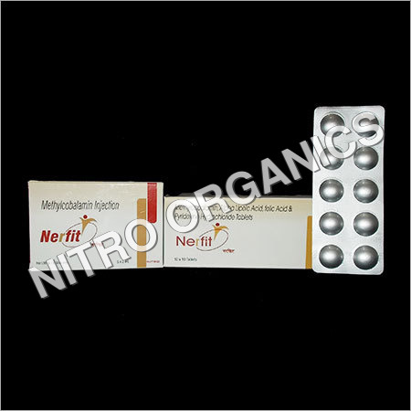 Nerfit Pharmaceutical Tablets