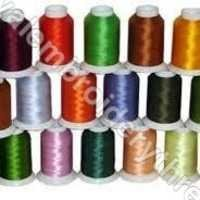Viscose Rayon Embroidery Yarn (Y-Cone)