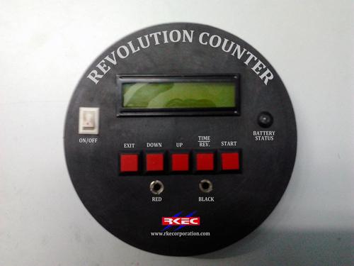 Water Velocity Counter