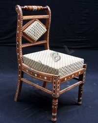 Inlaid Dining Chair