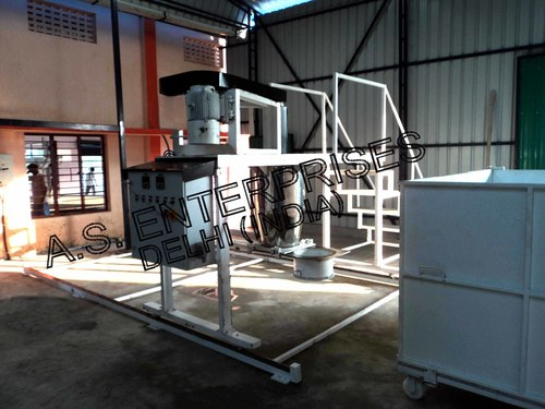 Automatic Foam Processing Machine