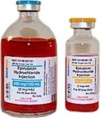 Epirubicin Hydrocloride Injection