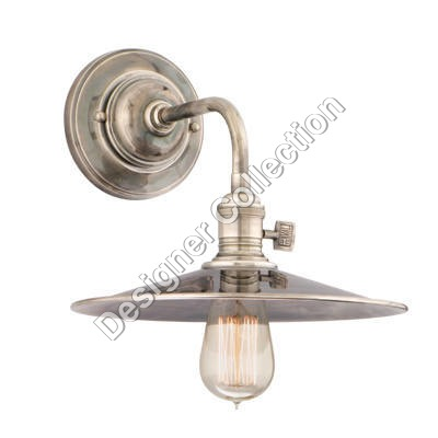 Brass Wall Lamp