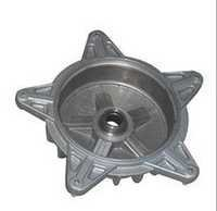 Rear Brake Drum - Legend