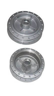 Rear Drum  Brake - Rx 100