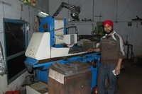 Automatic Grinding Machine-USA