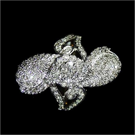 Diamond Ladies Rings