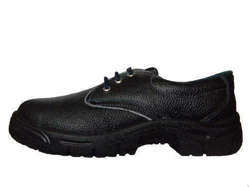 Derby Safety Shoes With Reflective Straps