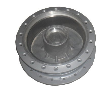 Rear Brake Drum - Samurai (Max)