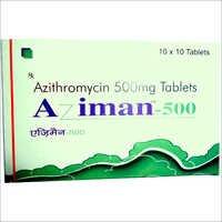Aziman-500 Tablets