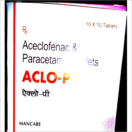 Aclo-P Tablets