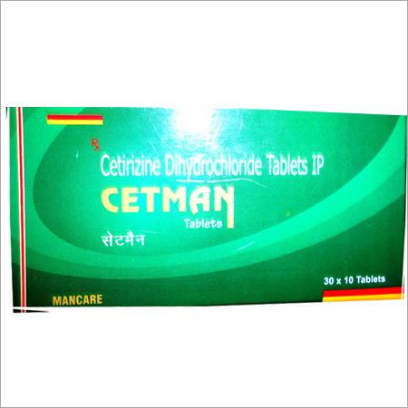 Cetman Tablets