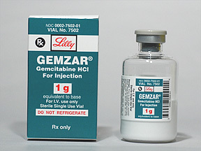 Gemzar Gemcitabine Injection