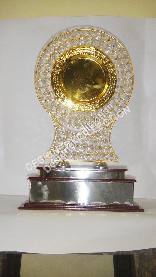 Brass Beads Shield