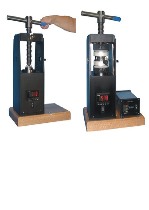 Digital Load Cell Press