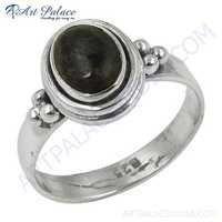 Elegant Labradorite Gemstone 925 Sterling Silver Ring