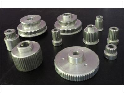 Aluminium Timing Belt Pulley