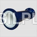 MS/CS PTFE Lined Pipes