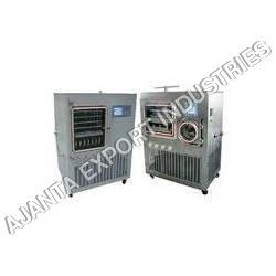 Freeze Dryer ( Lyophiliser)