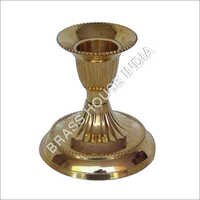 Solid Brass Candle Stands