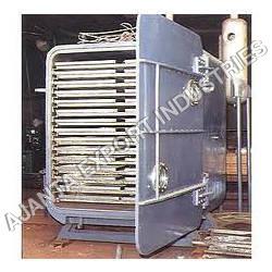 Vacuum Dryers - Large Chamber