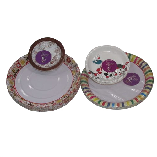 Export QualityPaper Plates