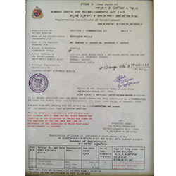 Bombay Shops & Establishments Act 1948