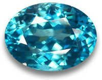 blue topaz wholesalem, swiss blue topaz oval faceted stone, 2012 Newest Oval Shaped Blue Topaz Stone