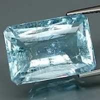 custom made blue topaz gemstone, octagon cut sky blue topaz manufacturer, rectangle blue Topaz sto