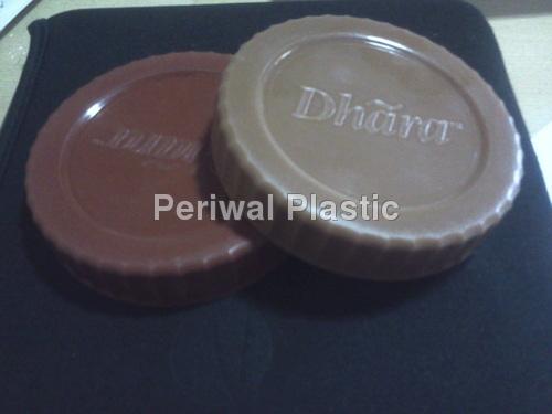 90MM PLAIN CAP FOR HDPE JAR