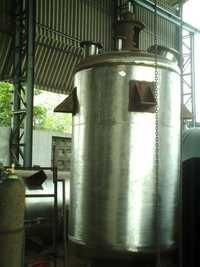 Industrial Ss Reactor