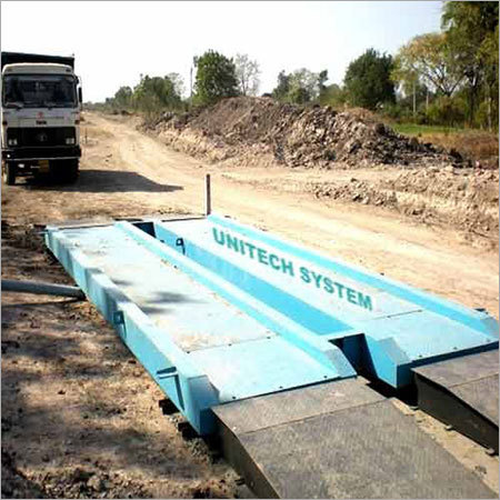 Mobile Weighbridges
