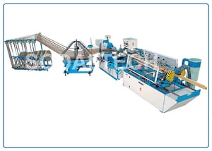 Composite Cans Making Machinery