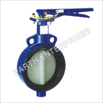 Manual Wafer Type Butterfly Valves