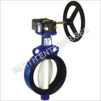 Steel Butterfly Valves